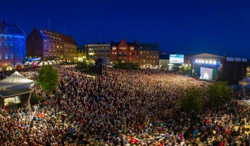 Bild och länk till artikeln Sveriges nya festivalplattform!