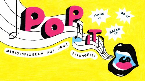 Bild och länk till artikeln Pop-it! – Anmäl dig senast 16 juni