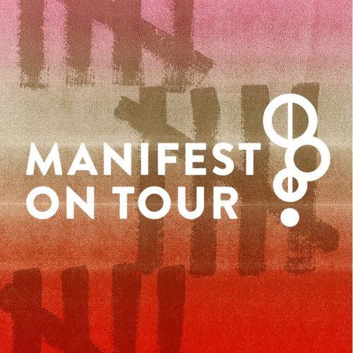 Bild och länk till artikeln Svensk Live i samarbete med Manifest On Tour