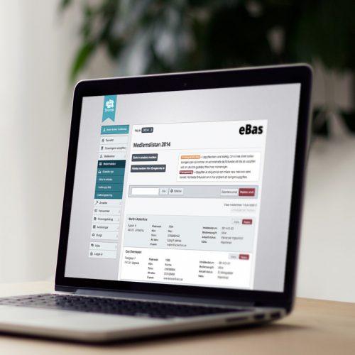 Bild och länk till artikeln Unga arrangörsnätverket: Välkommen på online-utbildning i medlemssystemet eBas