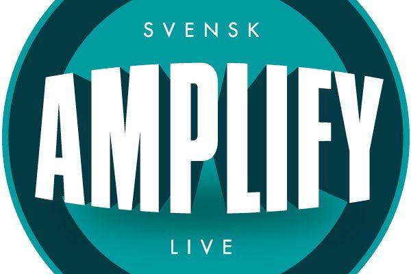 Bild och länk till artikeln Amplify öppnar för ansökan