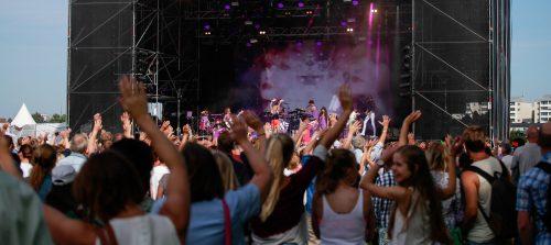 Bild och länk till artikeln Unga arrangörsnätverketoch Billetto satsar gemensamt på utveckling av live-arrangörer