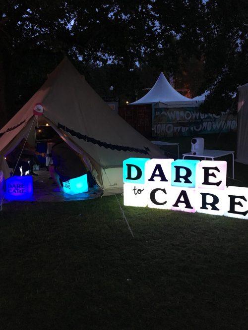 Bild och länk till artikeln Babel & Svensk Live bjuder in till träff om Dare to Care!