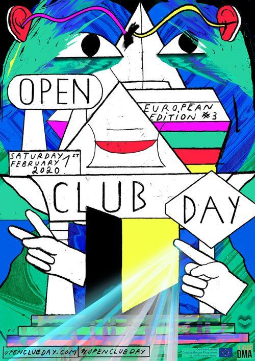 Bild och länk till artikeln Open Club Day 2020 – Var med i en europeisk klubbrörelse!