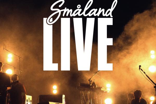 Bild och länk till artikeln Småland Live: Stöd till arrangörer av livemusik i Region Jönköpings län