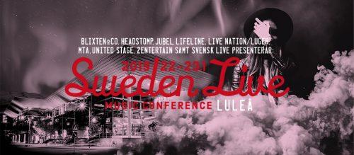 Bild och länk till artikeln Sweden Live 2019