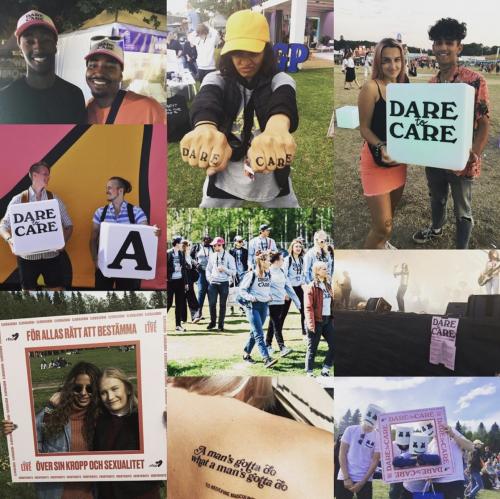 Bild och länk till artikeln Dare to Care-sommaren är över för i år – Nu laddar vi för nästa!