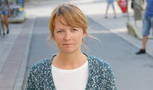 Bild och länk till artikeln Storsjöyrans Andréa Wiktorsson ny ordförande i Svensk Live.