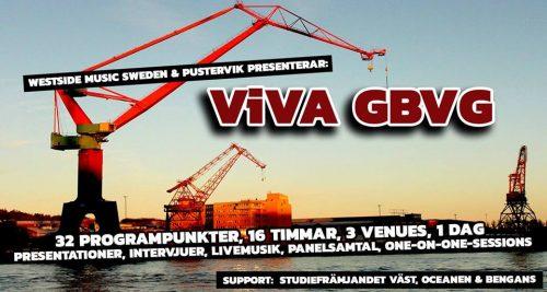 Bild och länk till artikeln Unga arrangörsnätverket – medlemsträff på VIVA GBVG
